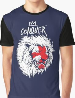 Conquer Graphic T-Shirt