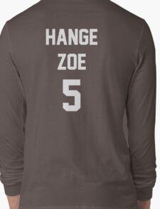 Attack On Titan Jerseys (Hange Zoe) Long Sleeve T-Shirt