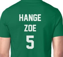 Attack On Titan Jerseys (Hange Zoe) Unisex T-Shirt