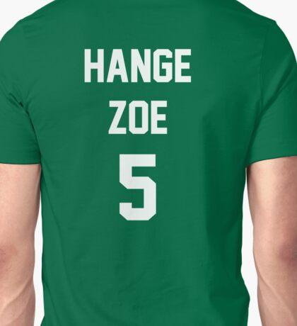 Attack On Titan Jerseys (Hange Zoe) Unisex T-Shirt