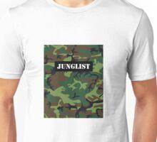 Junglist camo print Unisex T-Shirt
