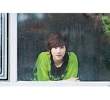 Jinyoung After The Rain Photographic Print