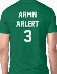 Attack On Titan Jerseys (Armin Arlert) Unisex T-Shirt