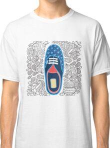 Doodle shoe Classic T-Shirt