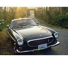 Volvo P1800E Photographic Print