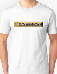 Pc Master Race Banner T-Shirt