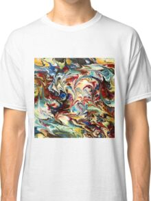 modern composition 36 by rafi talby Classic T-Shirt