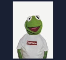 Supreme Kermit the frog One Piece - Long Sleeve