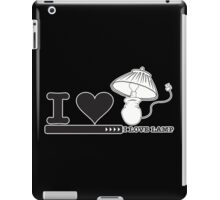 love lamp iPad Case/Skin
