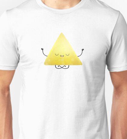 Yoga triangle  Unisex T-Shirt