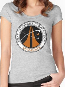 Moonraker Project Women's Fitted Scoop T-Shirt