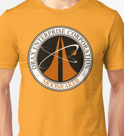 Moonraker Project Unisex T-Shirt