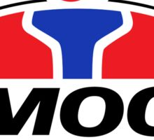 AMOCO oil vintage retro racing lubricant Sticker