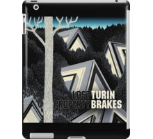 Turin Brakes - Lost Property iPad Case/Skin