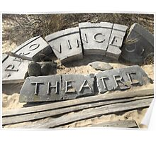 Provincetown Theatre Poster