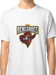 Team LA Renegades logo Classic T-Shirt