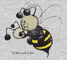 to Bee or not to Bee Kids Tee