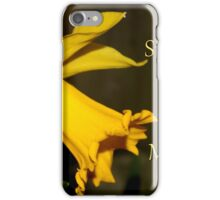 St.Davids Day March 1st iPhone Case/Skin