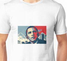 Obama 'yes WE can' Unisex T-Shirt
