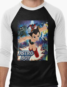 Astro boy Men's Baseball ¾ T-Shirt