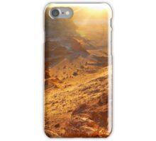 Valle de la Luna iPhone Case/Skin