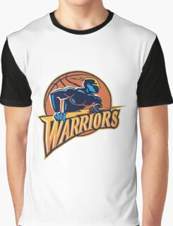 Golden Warior Graphic T-Shirt