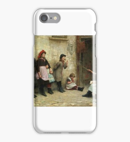 Frederick Brown - Candidates for Girton iPhone Case/Skin