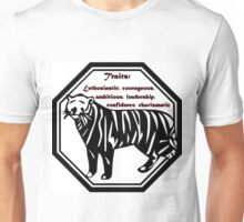 Year of the Tiger - Traits Unisex T-Shirt