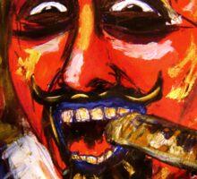 Mephisto Cigars Sticker
