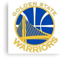 Golden-State-Warriors-1 Canvas Print