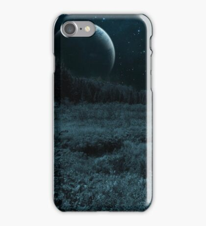 Science Fiction Forest iPhone Case/Skin