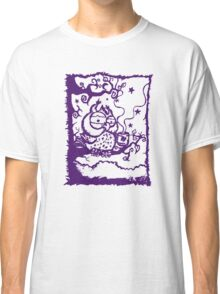 Coffee owl Classic T-Shirt