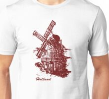 Old Holland windmill Unisex T-Shirt