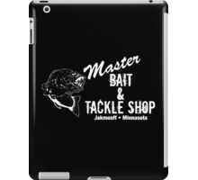 masterbait iPad Case/Skin