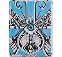 METAMORPHOSIS 01 BLUE iPad Case/Skin