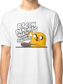 "Jake - Adventure Time ""pancakes"" Classic T-Shirt"