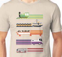 Transit System Unisex T-Shirt