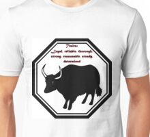 Year of the Ox - Traits Unisex T-Shirt