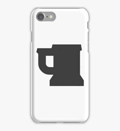 BEER ON EVERYTHING iPhone Case/Skin