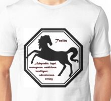 Year of the Horse - Traits Unisex T-Shirt