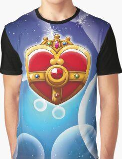 Sailor Moon - Cosmic Heart Graphic T-Shirt