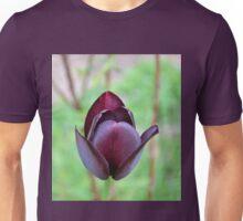 Deep Purple Tulip Unisex T-Shirt