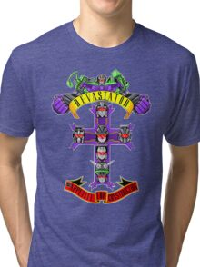 Appetite For Construction Tri-blend T-Shirt