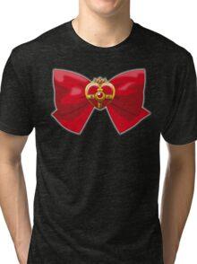 Sailor Moon - Cosmic Heart (ribbone edit.) Tri-blend T-Shirt