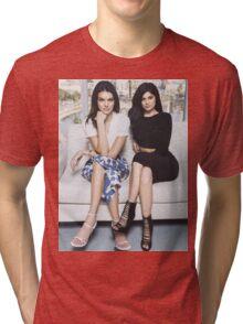 Kendall Jenner & Kylie Jenner Cali Tri-blend T-Shirt