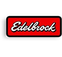 edelbrock 4wd 4x4 Rockcrawl Canvas Print