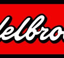 edelbrock 4wd 4x4 Rockcrawl Sticker