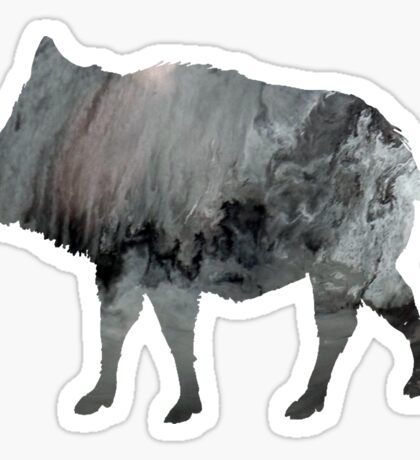 Boar Sticker