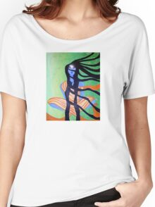 Wind (2007) Women's Relaxed Fit T-Shirt