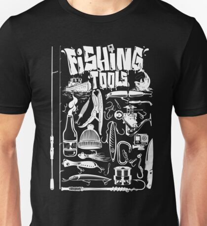 fishing tools Unisex T-Shirt